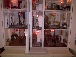 The whole interior