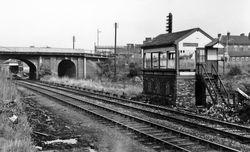 Brownhills Signal Box