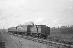 Ex LNWR 6643