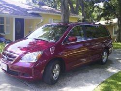 Kendra -------Honda Odyssey