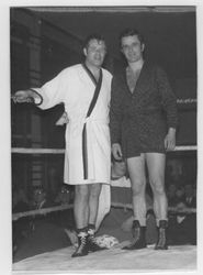 Gustav LeBrun (Right)