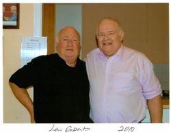 Lew Roberts (Left) 2010