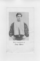 Tony Barrie (Manchester)