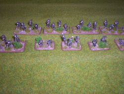 Steve's First 2 units for flames of war