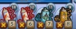I have 48 in all (Elite Renegader)