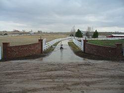 Brick Radius Entry - Longmont