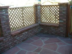 Brick and stone - Longmont