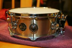 12x6 Side Snare - Solid Brass