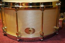 14x8 - Main Snare - Maple Steam-bent