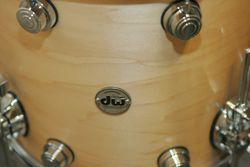 DW Collectors Maple-MS Floor Tom