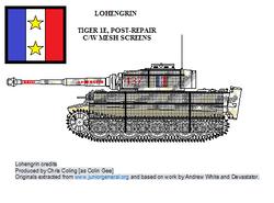 Tiger Ie - Lohengrin