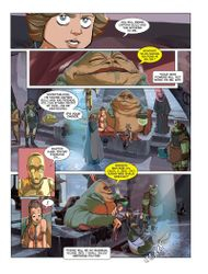 Star Wars - Graphic Novel 3