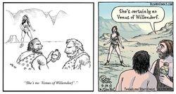 No Venus of Willendorf
