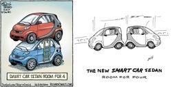 Economy Sedan - 2 choices