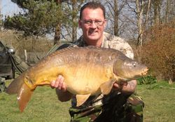 23lb.8 Mirror Army Mark