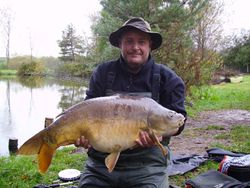 Richard Sheppard 23lb14 Mirror