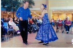 Dan & Trudi Dancing!