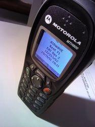 Airwave Radio Motorola MTH800