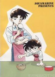 Conan x Heiji