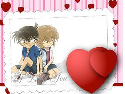 Conan and Haibara