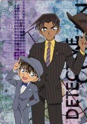Conan and Hattori