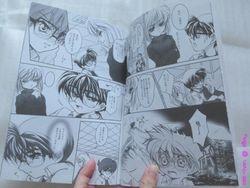 Detective Conan (Dangerous Love Formula)
