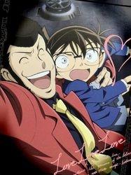 Conan and Lupin