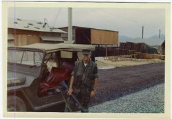 1969 MAG11  Hootches visit to Skip Raimer