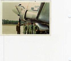 MCAS New River C117 Crew