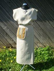Linane komplekt laht-taskuga