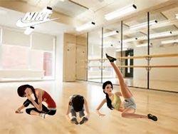 Dance Studio Ad for 'Nike'