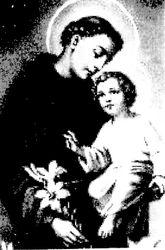 St. Anthony with Child Jesus