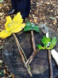 A leaf family