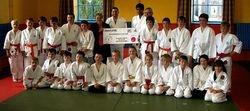 Brechin Judo Club Gold Award