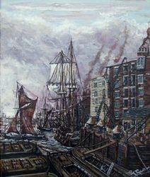 Gun Wharf, Wapping London   For sale 100