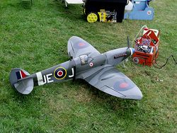 warbirds spitfire mk9