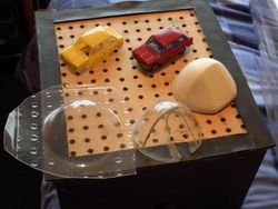 homemade vacform box