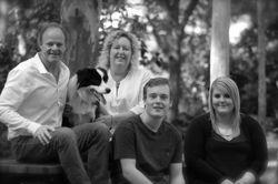 Family Photo Beauchamp Park