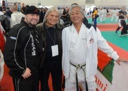 Hanshi Iwao Yoshioka Sensei 8th Dan Shorin Ryu