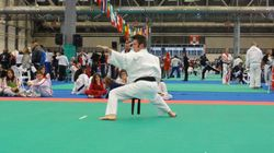 Vize Worldchampion David Müller Kata