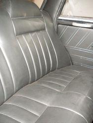 rear seats