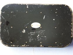 Mallochs` fly box I think from the 1920s