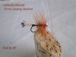 Ginger Roger from Lyndsay Haslem