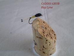 Caddis Nymph from Reg Lyne