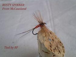 Rusty Spinner McCausland