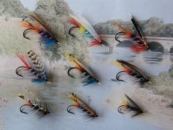 Tweed Flies from Ephemera