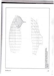 Hull line drawings