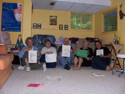 first class 2008 for intuitive art