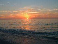 Grand Strand Sunset