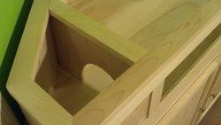 Turtle Enclosure/Corner Cabinet